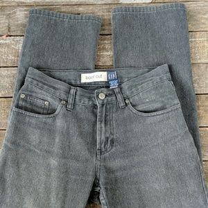Vintage GAP gray bootcut jeans 2